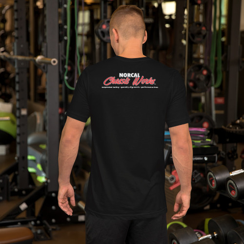 NorCal Chassis Works - Short-Sleeve T-Shirt (Soft Unisex)