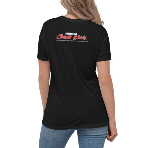 NorCal Chassis Works - Women's Relaxed T-Shirt (Soft)