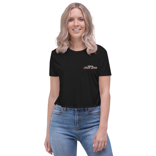 NorCal Chassis Works - Crop Tee (Embroidered)