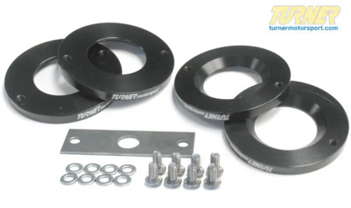Turner Motorsport - (E36, E46, E83, Z4) Rear Trailing Arm Bushing Limiter Kit (RTAB Shim Kit)
