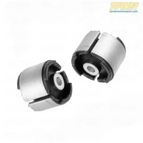Lemforder Rear Trailing Arm Bushings (RTAB) - OEM Rubber - E36, E46, Z4 (Pair)