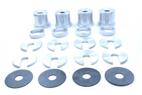 SPL Parts - PRO Solid Subframe Bushings - Nissan 240SX (S13/S14) 1989-1998