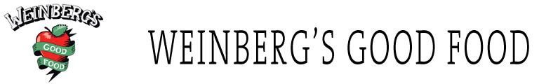 Weinberg's Good Food