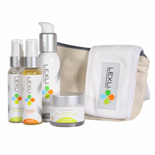 Lexli At-Home Facial Holiday Gift Kit