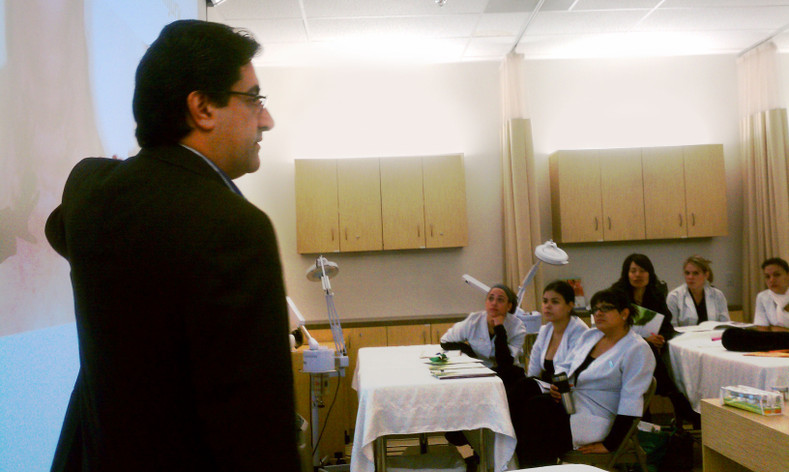 Interview with Dr. Abdullah: Lexli Esthetic Scholarship Program
