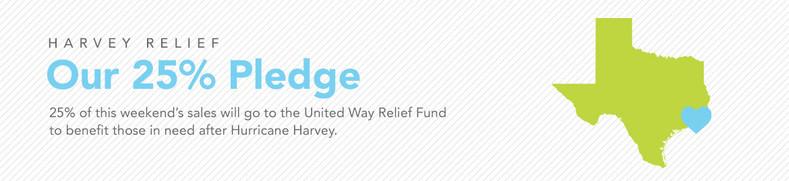 Lexli Donating 25% of Weekend Sales to Hurricane Harvey Relief