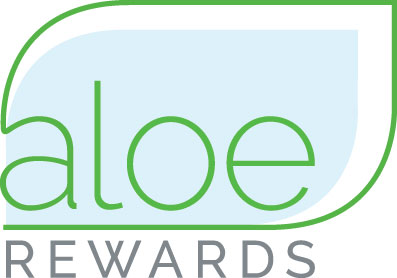 Lexli Aloe Rewards Logo