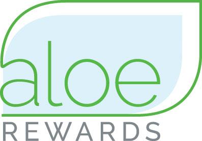 Lexli Aloe Rewards Logo