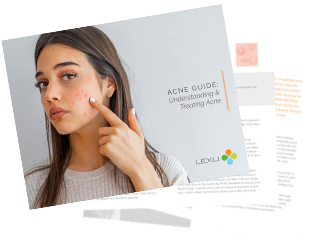 Download the Lexli Acne Guide