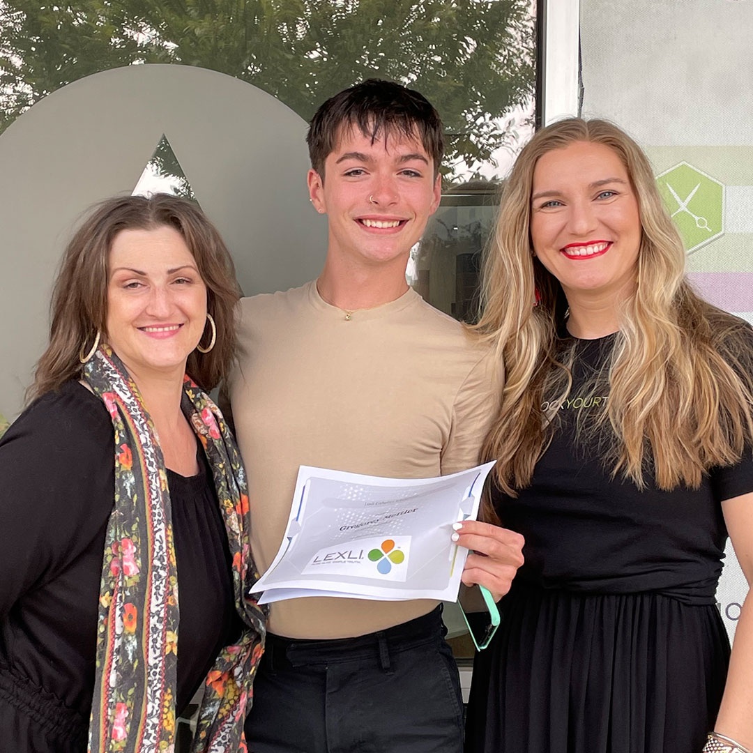 Lexli Scholarship Winner Ariel Smith