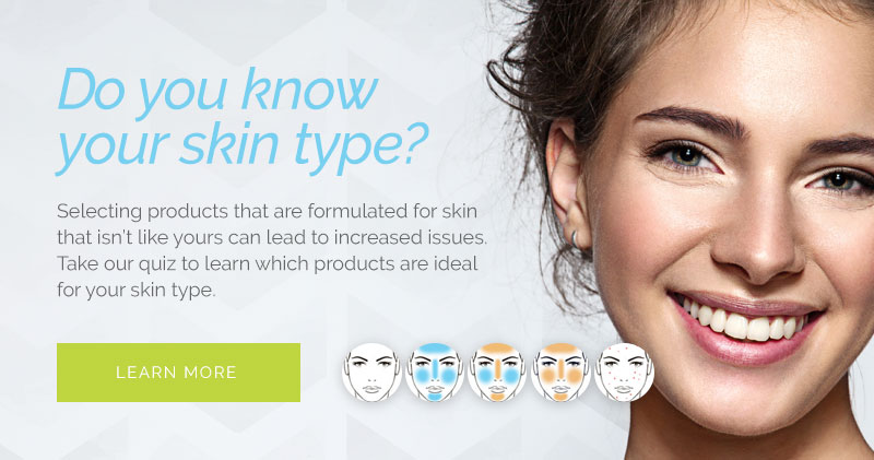Do you know your skin type? Take this quiz to find out