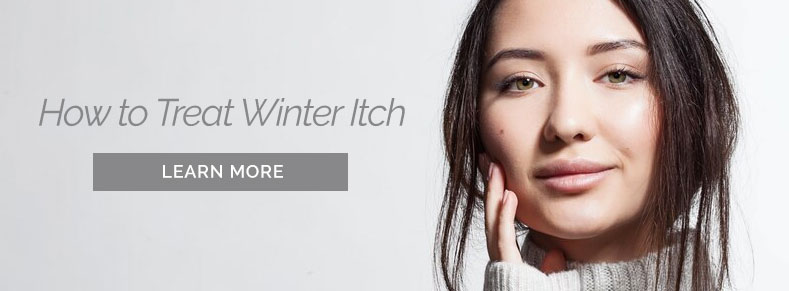 learn how to treat winter itch and dry skin