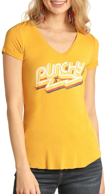 Punchy Graphic Tee #49T4454