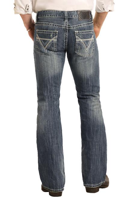 Regular Fit Bootcut Jeans #M0P2602