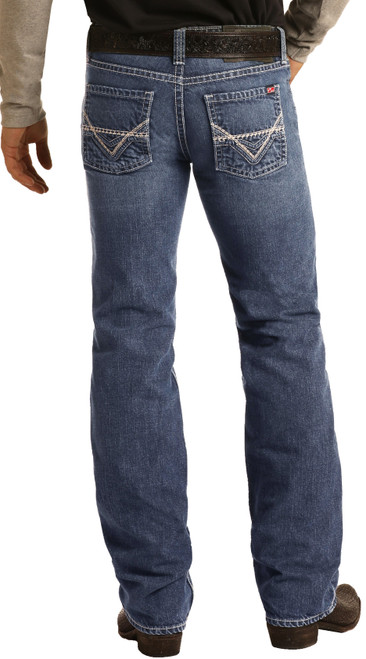 Flame Resistant Regular Fit Straight Bootcut Jeans #F1P5825