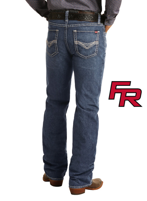 Flame Resistant Relaxed Fit Straight Bootcut Jeans #F0S5824