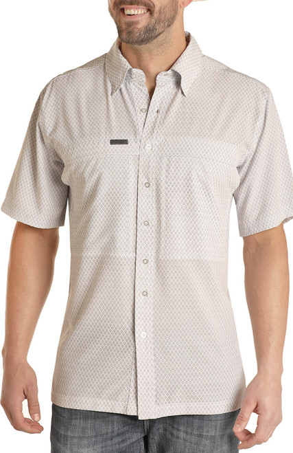 Relaxed Fit Performance Fishing Shirt #P1D9659