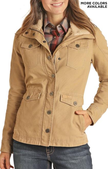 Canvas Rancher Jacket #52-1029