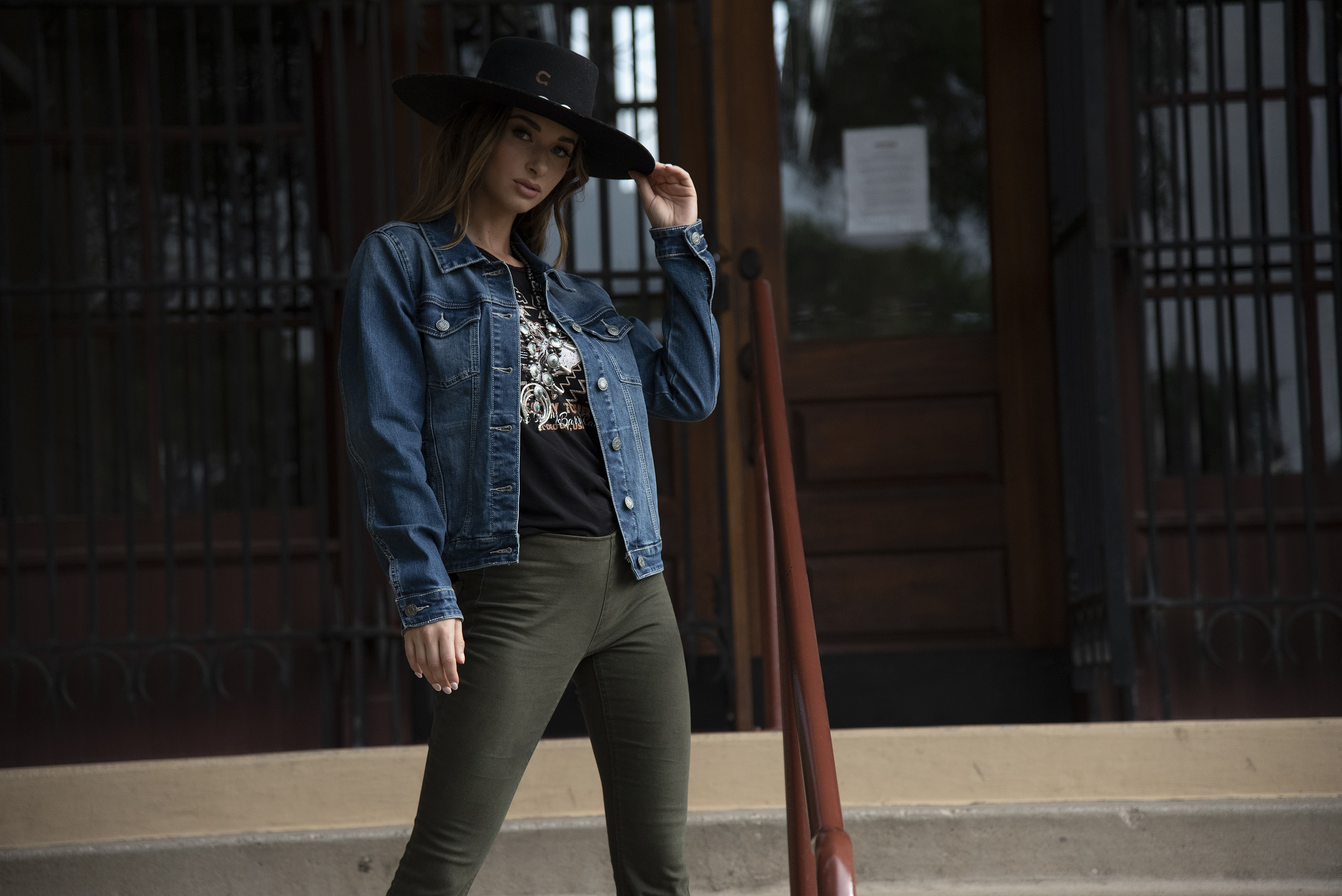 Rock And Roll Cowgirl Women's Jackets