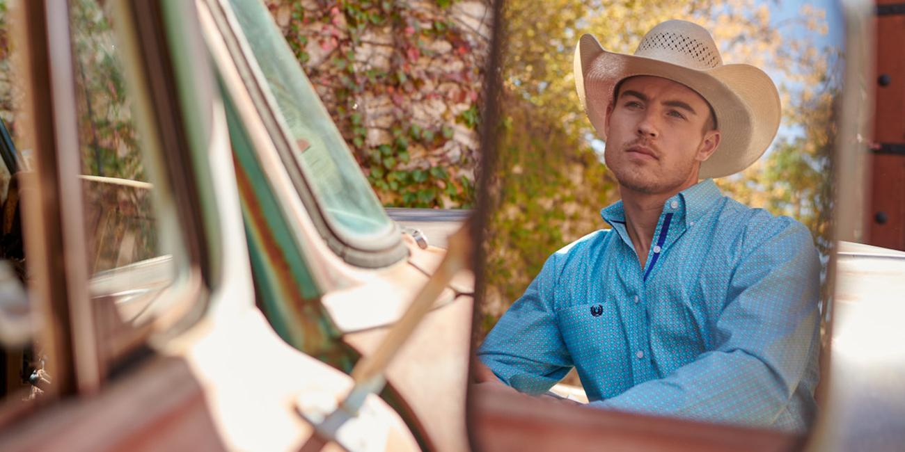 Panhandle Western Wear Men's Shirts