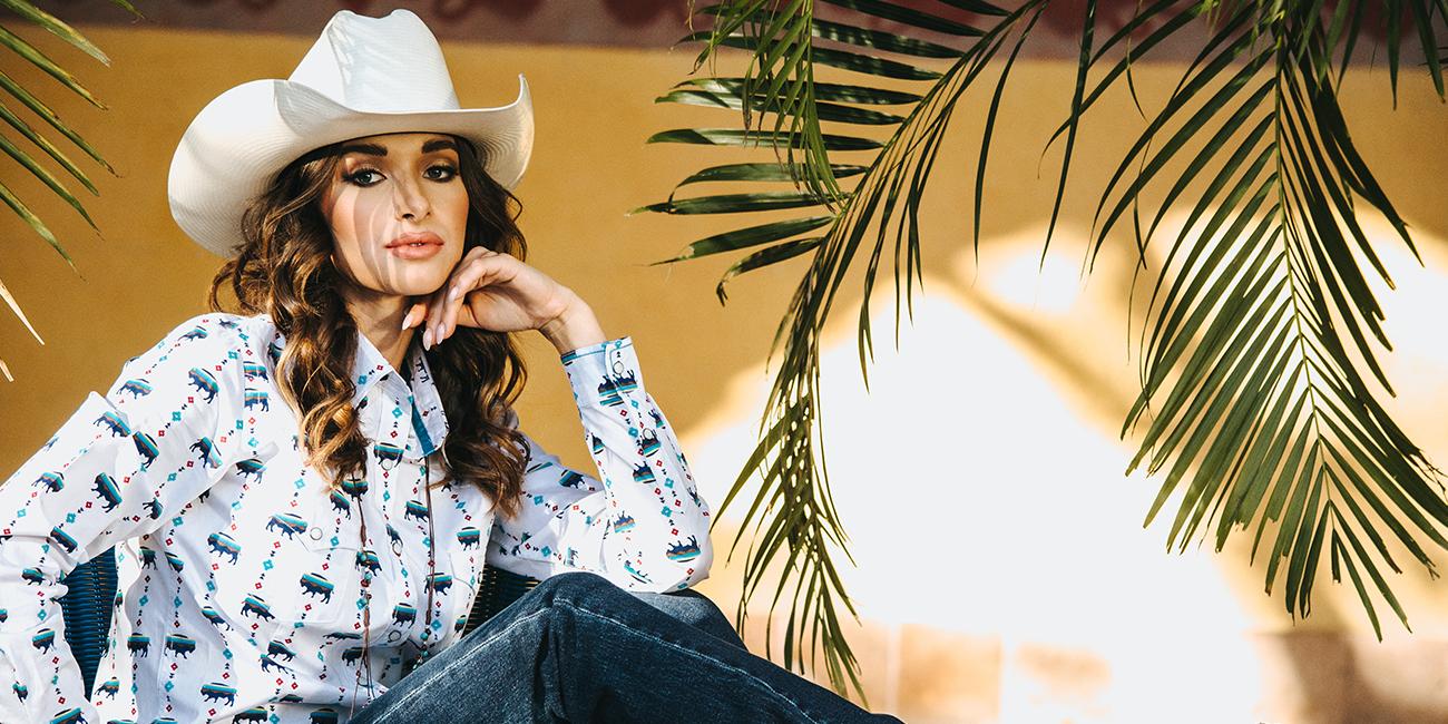 Panhandle Western Wear Women's Tops