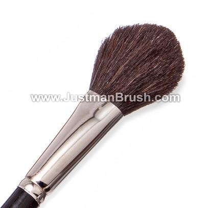 Soft Goat Hair Scale Duster Brush