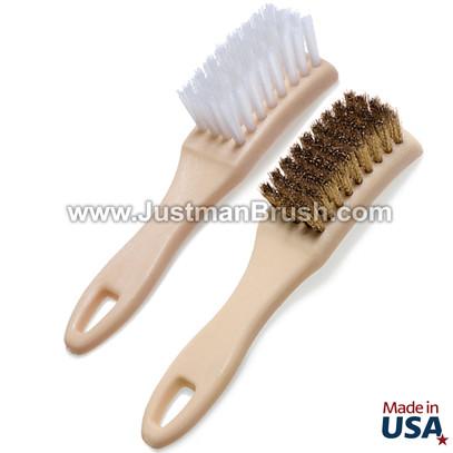 Small Plastic Handle Utility Brush