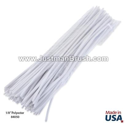 "12"" Pipe Cleaners -  100 Each Per Bag"