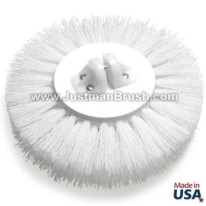 Hygienic Round Tank  Brushes