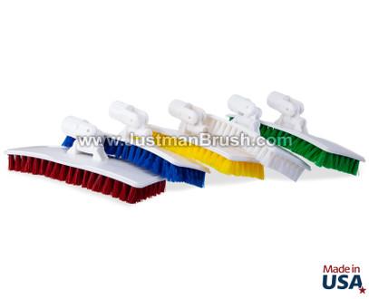 Pivot Scrub Brushes