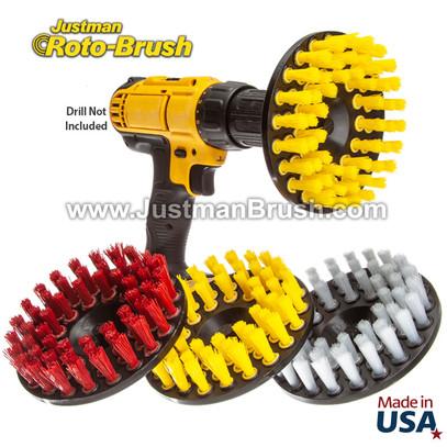 Justman Roto-Brush