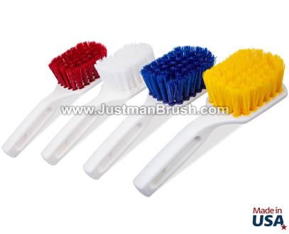9 inch Angled Handle Hygienic Scrub Brush