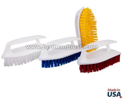 TU-Scrub Utility Scrub Brush with Handle