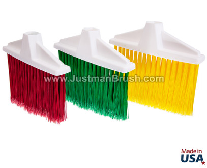 Metal-Free Hygienic Angle Broom