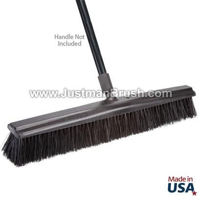 """Industrial Floor Brooms 18"""" & 24"""""""