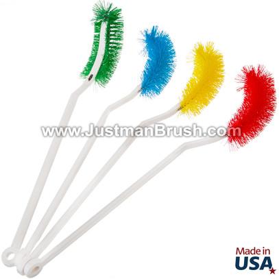 Flexible Bottle Brushes