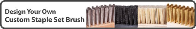 Build Your Own Custom Staple Set Brush