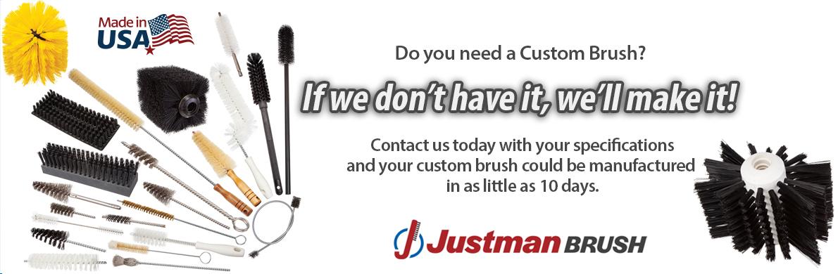 Custom Brush Manufacturing