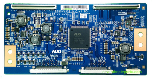 AUO 55.65T07.C04 T-Con Board T650HVJ02.0 for NS-65D260A13
