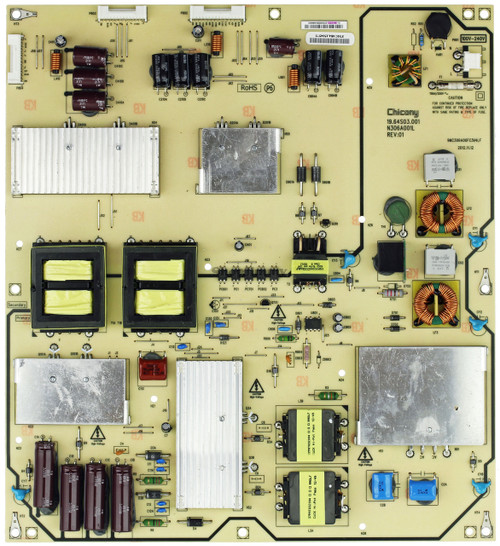 Insignia 1964S03001 (N306A001L) Power Board for NS-65D260A13