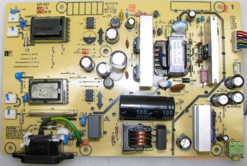 HP 790871400800R Power Supply / Backlight Inverter ILPI-027