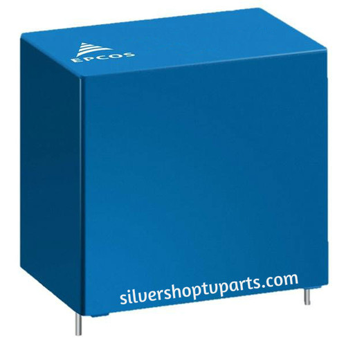 22n / 223J / 0.022uF / 1250VDC High Pulse Polypropylene Film Capacitor | Tv Parts Chicago