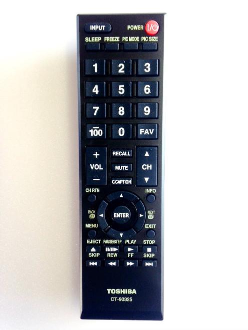 Toshiba CT-90325 Remote Control
