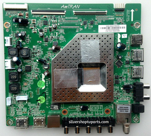 Vizio 3655-0642-0150 (0171-2271-4903) Main Board for E550i-A0