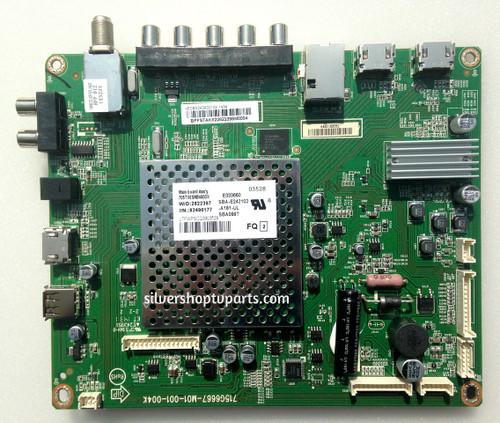 VIZIO 756TXECB02K060 MAIN BOARD FOR E390I-B1E