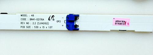 SAMSUNG CY-GH048CSLV2H LED Strip for UN48H6400AF