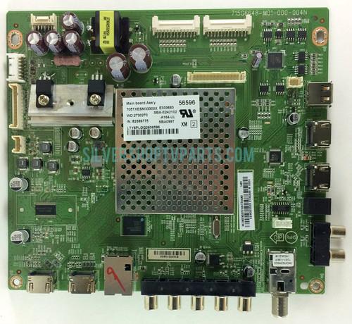 Vizio 756XECB02K037 Main Board for E500i-B1