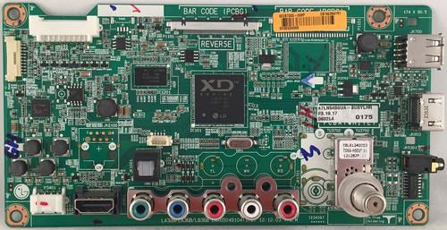 EBT62359732 (EAX65049105(1.1)) LG Main Board for 47LN5400-UA