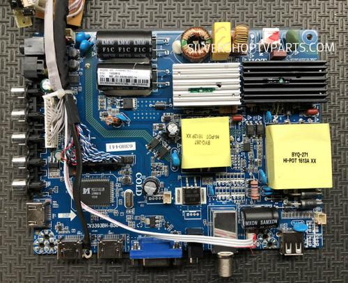 CV3393BH-B50-11-X3 Sansui Main Board / Power Supply FOR SLED5515W