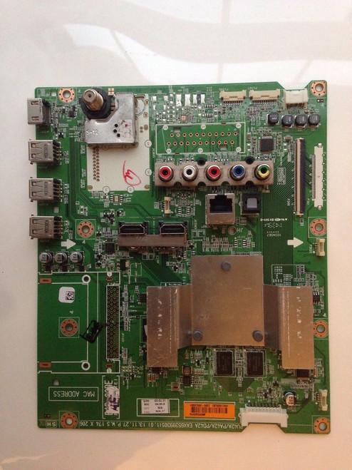 EBT63317001 LG Main Board for 60PB6650-UA